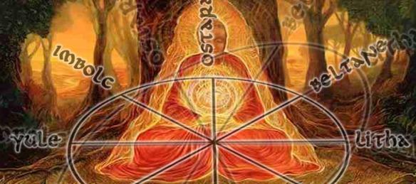 Meditazione sulla Ruota dell'Anno